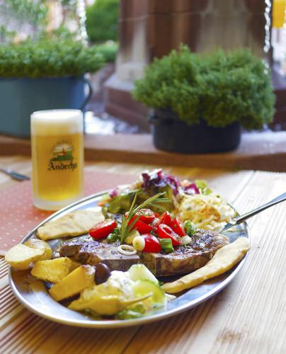 ecker Taverna Mythos in Mosbach klein