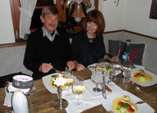 Ochsentour mit Ul und Gerd zum 70
